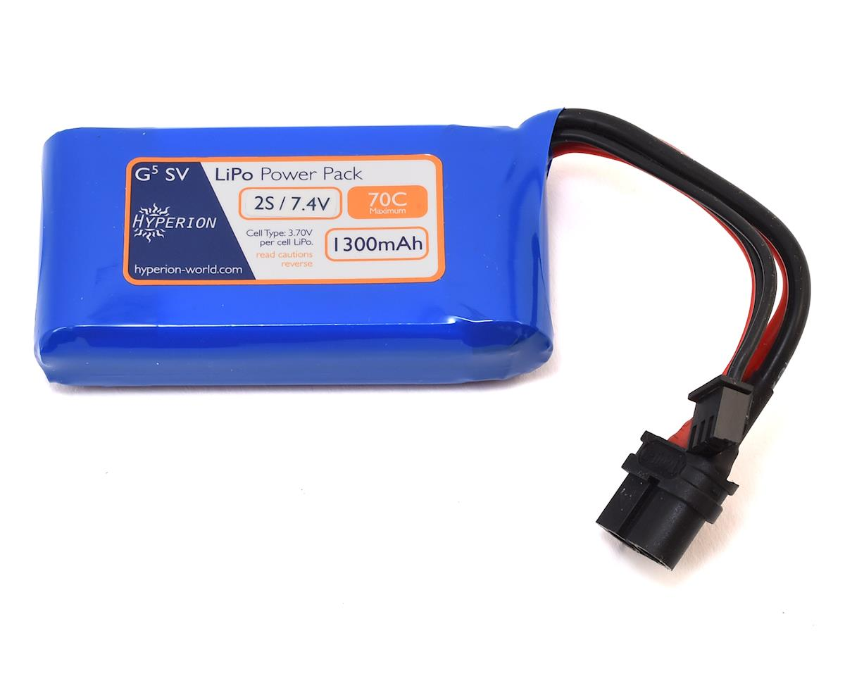 Hyperion G5 70C 2S LiPo Battery (7.4V/1300mAh)
