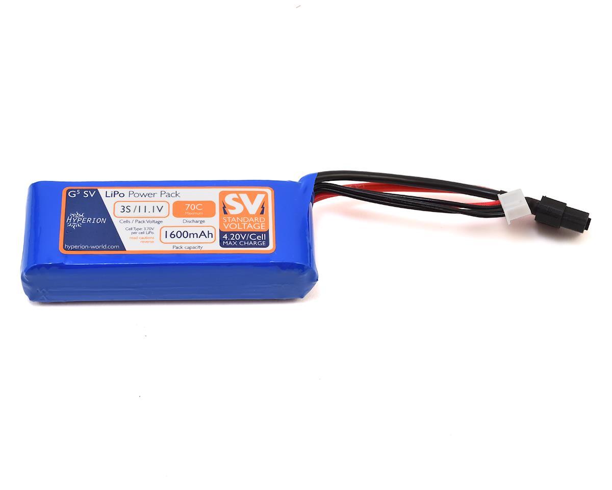 Hyperion G5 70C 3S LiPo Battery (11.1V/1600mAh)