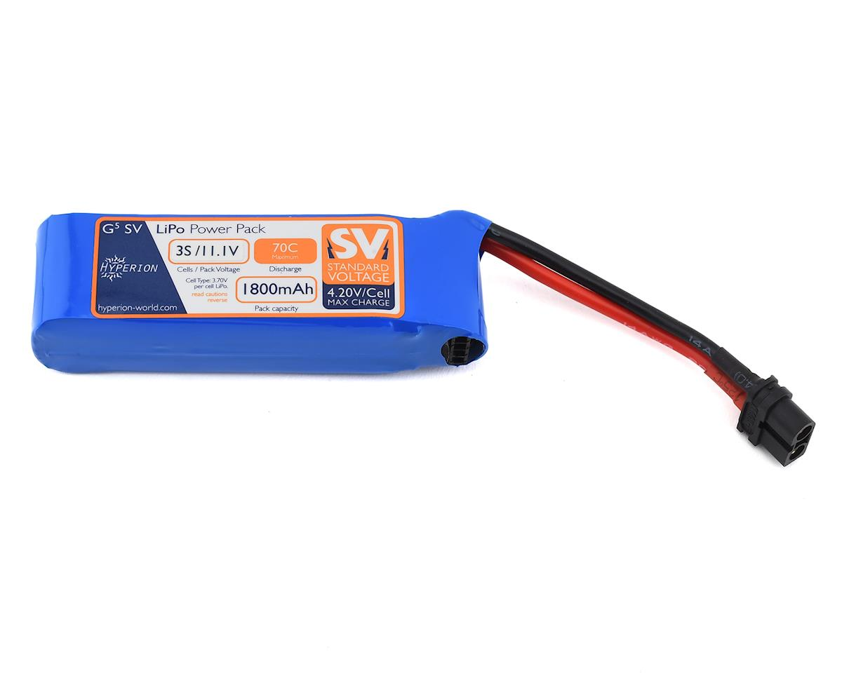 Hyperion G5 3S 70C LiPo Battery (11.1V/1800mAh)