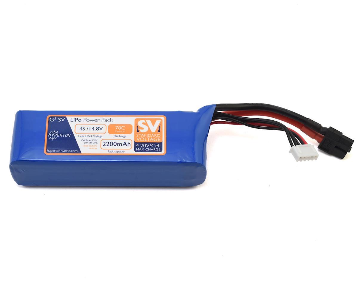 Hyperion G5 4S 70C LiPo Battery (14.8V/2200mAh)