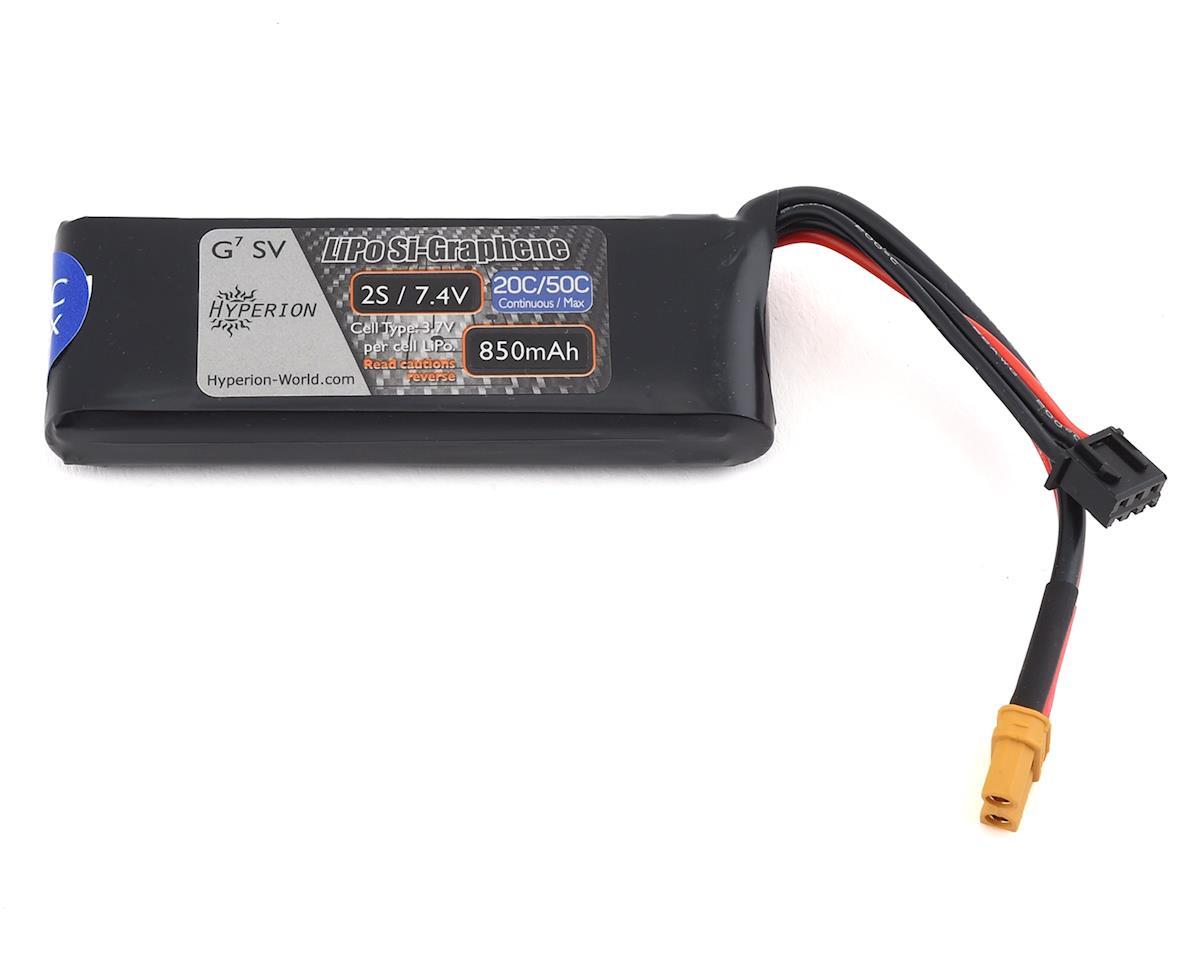 Hyperion G7 2S Si-Graphene 50C LiPo Battery (7.4V/850mAh)