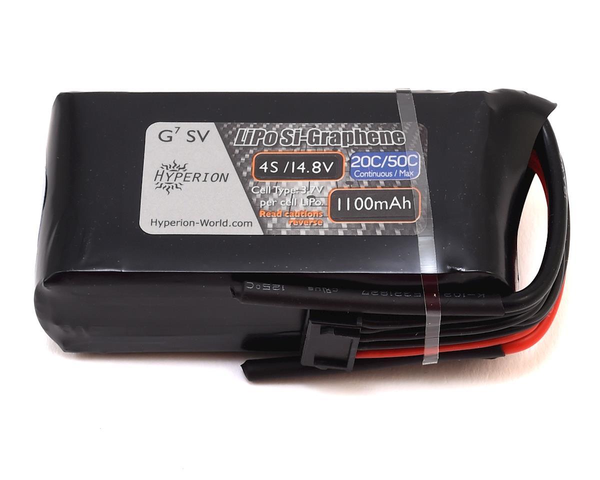 Hyperion G7 4S Si-Graphene 50C LiPo Battery (14.8V/1100mAh)