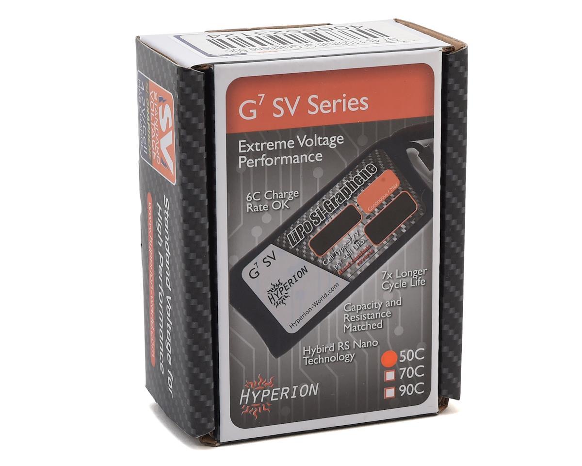 Hyperion G7 2S Si-Graphene 50C LiPo Battery (7.4V/1300mAh)