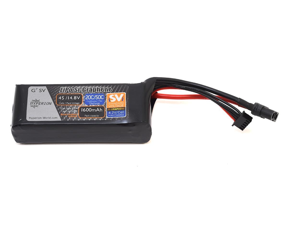 Hyperion G7 4S Si-Graphene 50C LiPo Battery (14.8V/1600mAh)