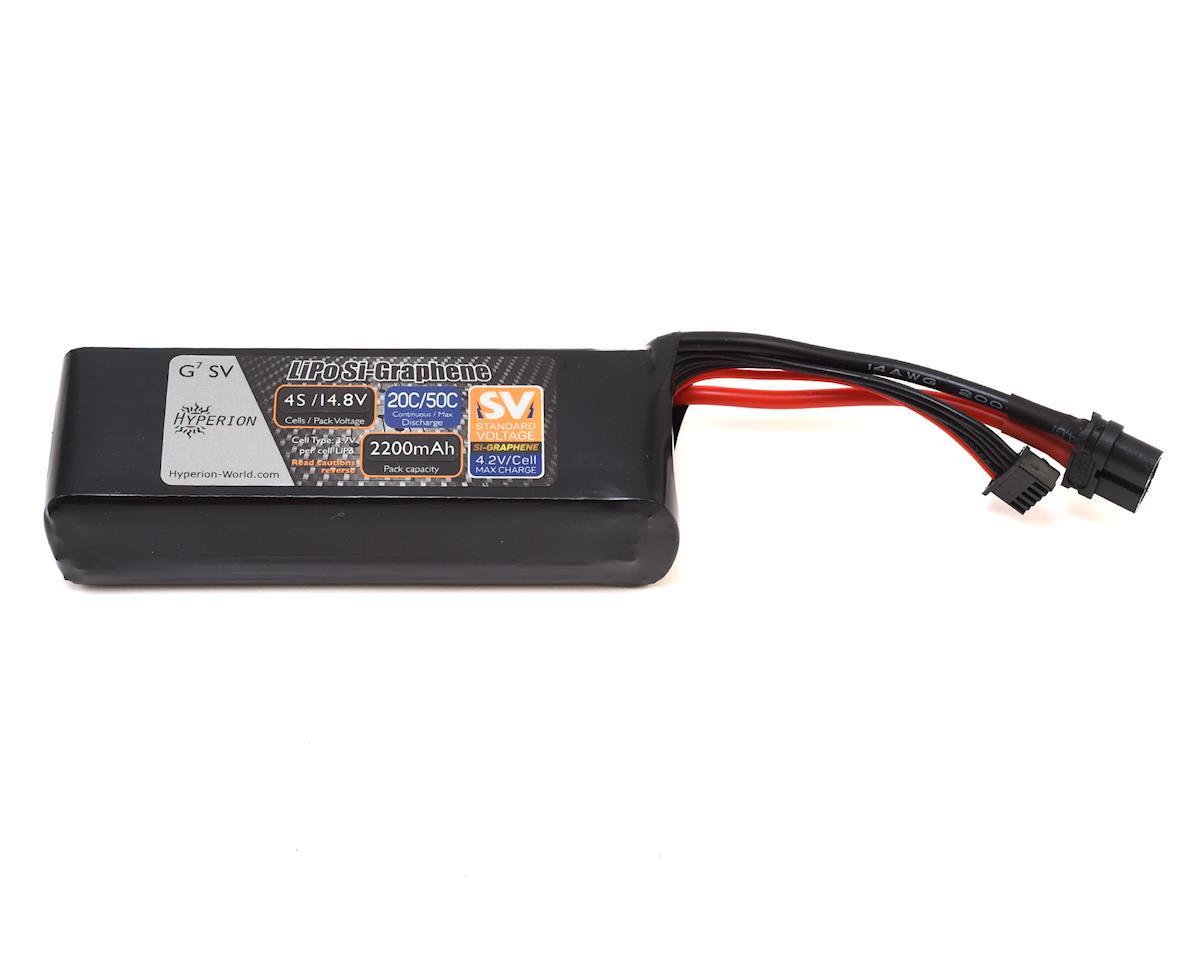 Hyperion G7 4S Si-Graphene 50C LiPo Battery (14.8V/2200mAh)
