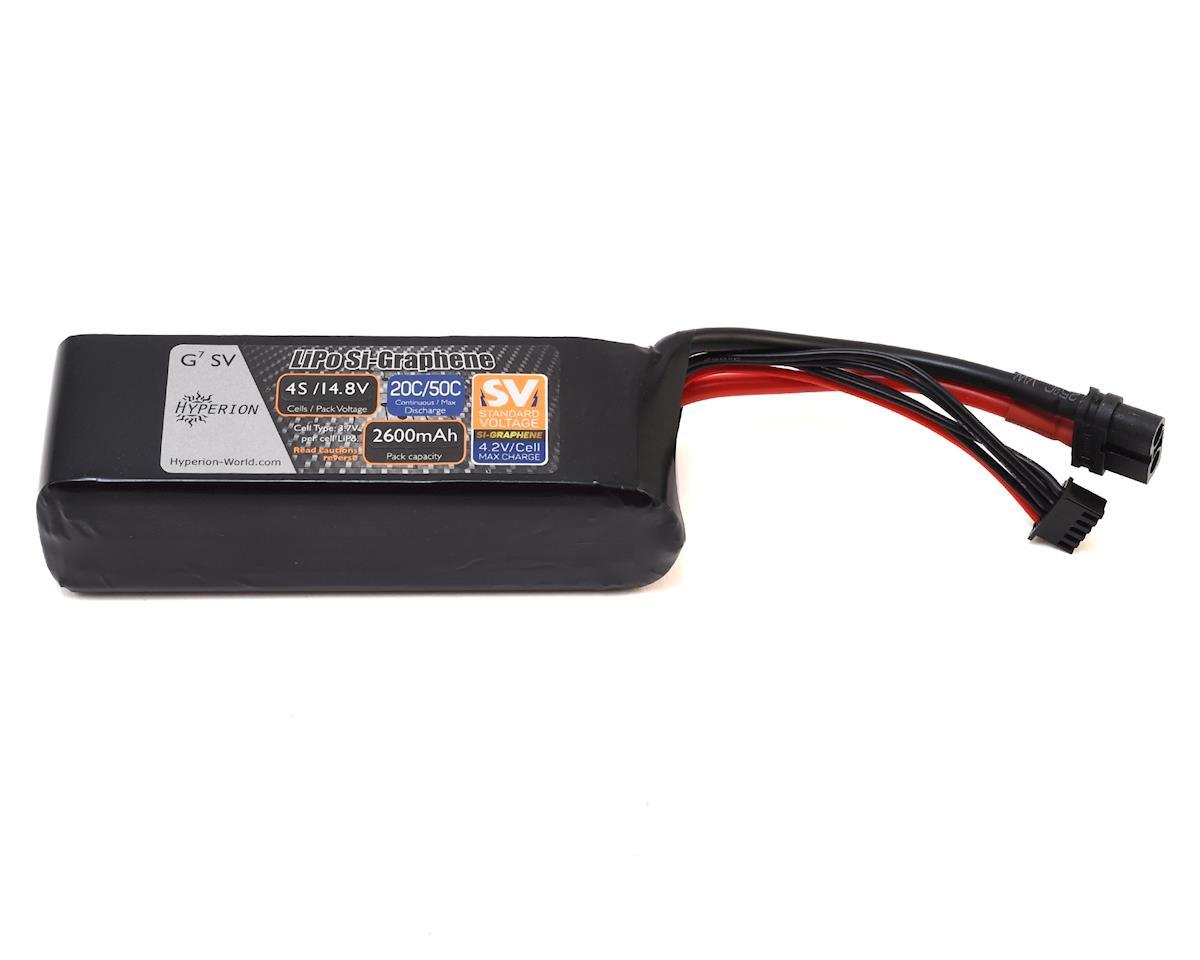 Hyperion G7 4S Si-Graphene 50C LiPo Battery (14.8V/2600mAh)
