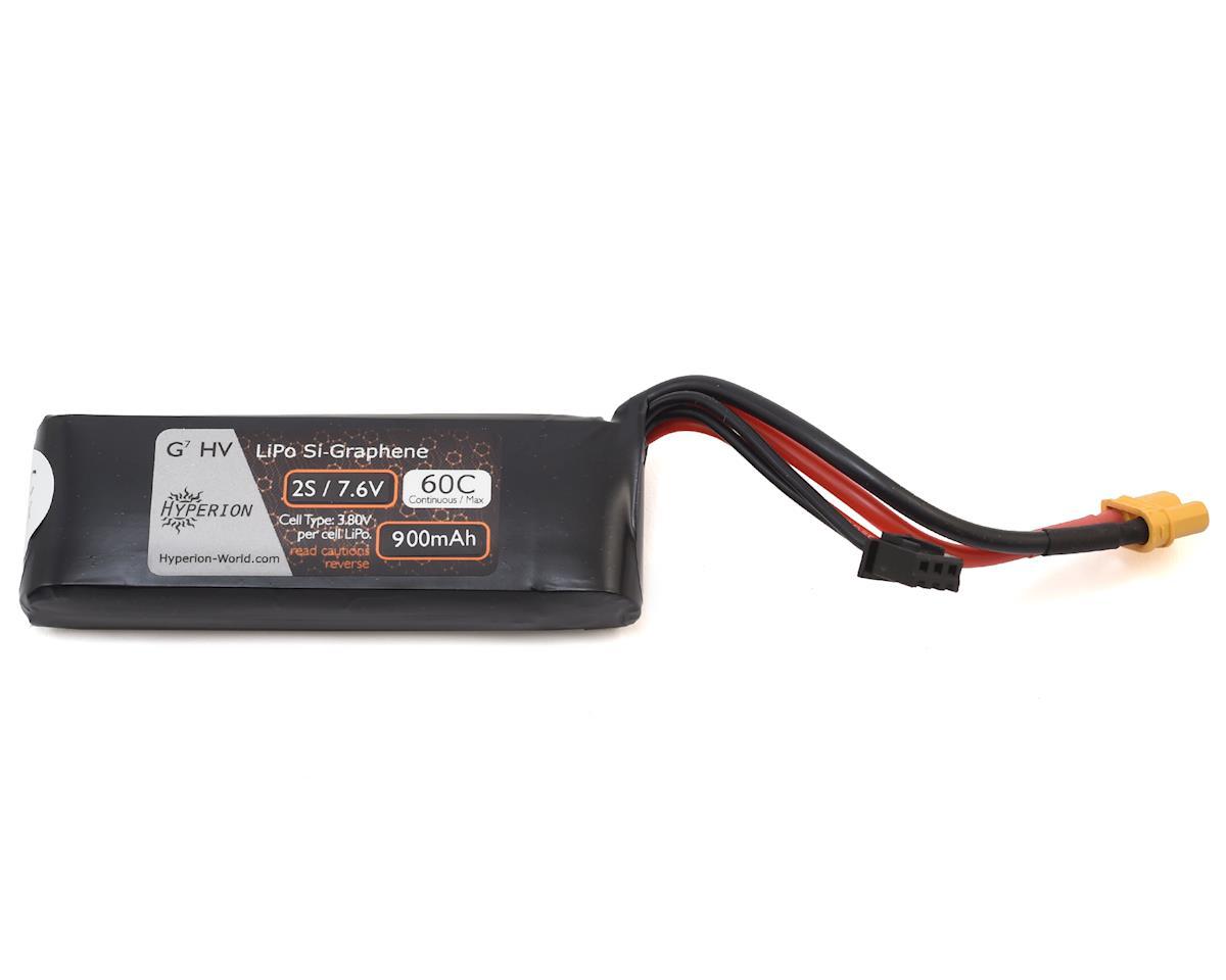 Hyperion G7 2S Si-Graphene LiHV 60C LiPo Battery (7.6V/900mAh)