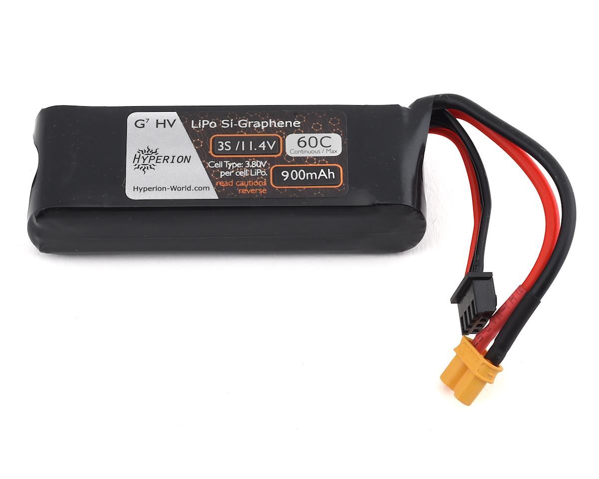Hyperion G7 3S Si-Graphene 60C LiPo Battery (11.1V/900mAh)