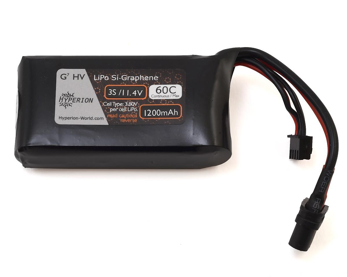 Hyperion G7 3S Si-Graphene LiHV 60C LiPo Battery (11.4V/1200mAh)