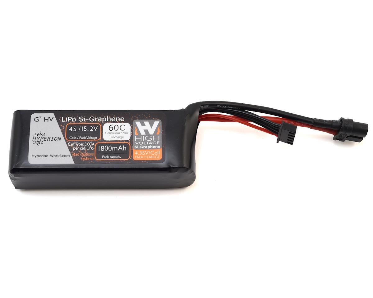 Hyperion G7 4S Si-Graphene LiHV 60C LiPo Battery (15.2V/1800mAh)
