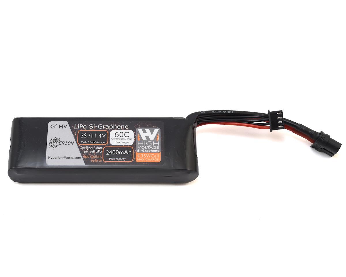 Hyperion G7 3S Si-Graphene LiHV 60C LiPo Battery (11.4V/2400mAh)