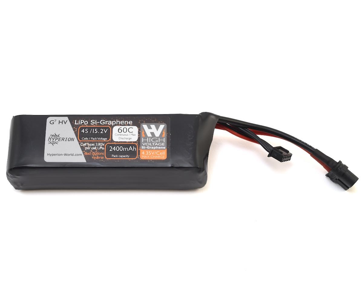 Hyperion G7 4S Si-Graphene LiHV 60C LiPo Battery (15.2V/2400mAh)