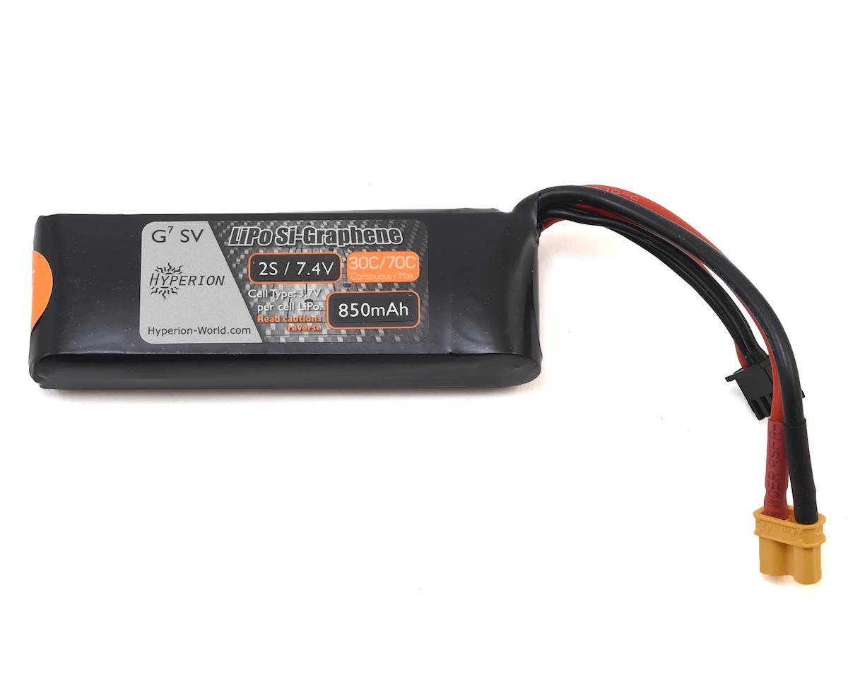 Hyperion G7 2S Si-Graphene 70C LiPo Battery (7.4V/850mAh)