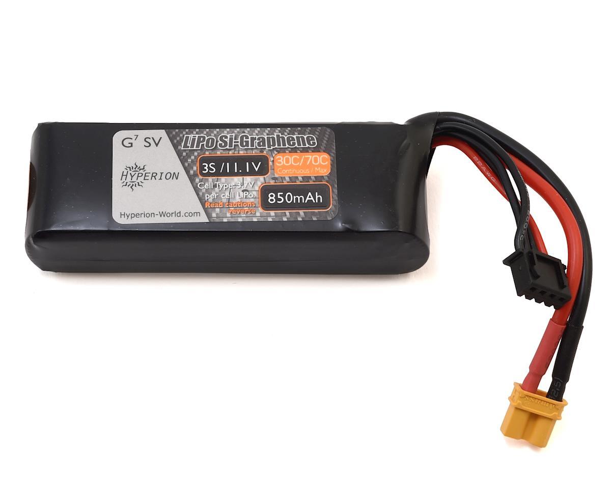 Hyperion G7 3S Si-Graphene 70C LiPo Battery (11.1V/850mAh)