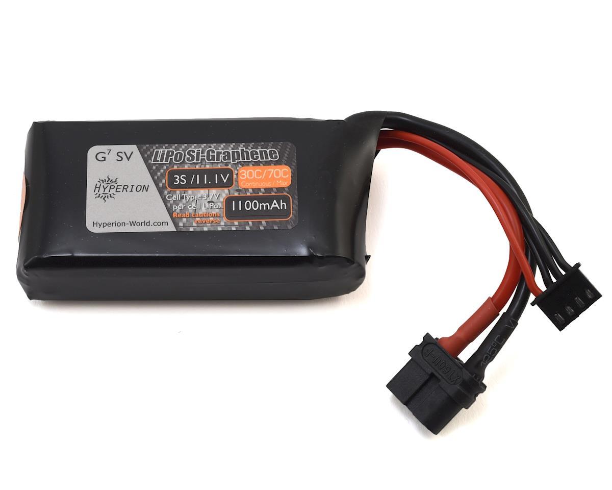 Hyperion G7 3S Si-Graphene 70C LiPo Battery (11.1V/1100mAh)