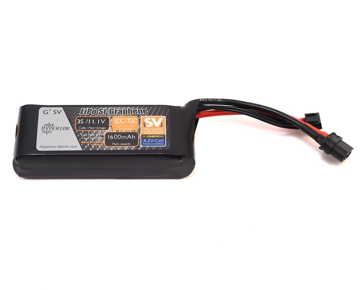 G7 3S Si-Graphene 70C LiPo Battery (11.1V/1600mAh)