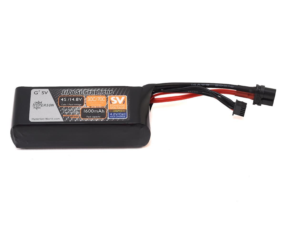 Hyperion G7 4S Si-Graphene 70C LiPo Battery (14.8V/1600mAh)