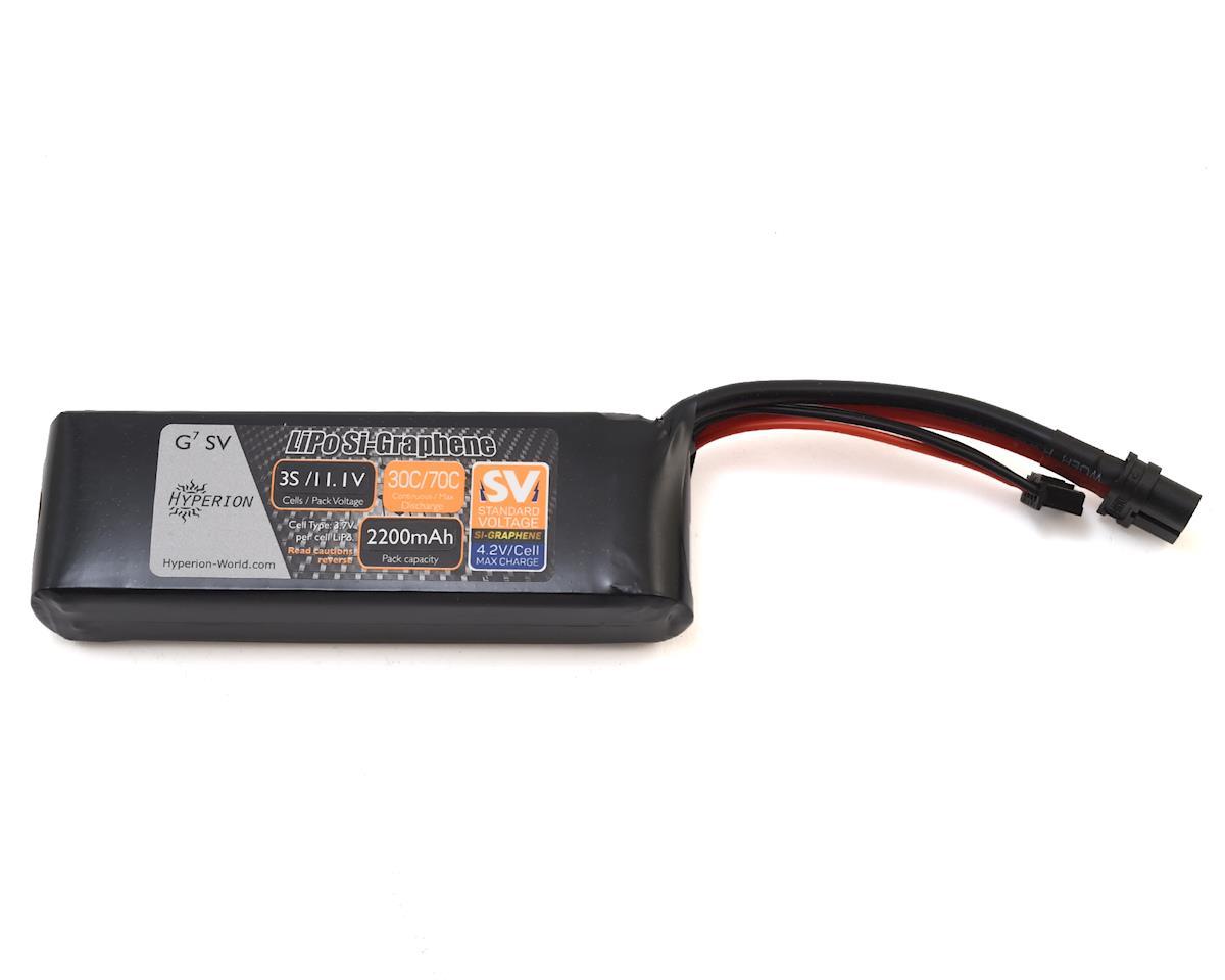 Hyperion G7 3S Si-Graphene 70C LiPo Battery (11.1V/2200mAh)