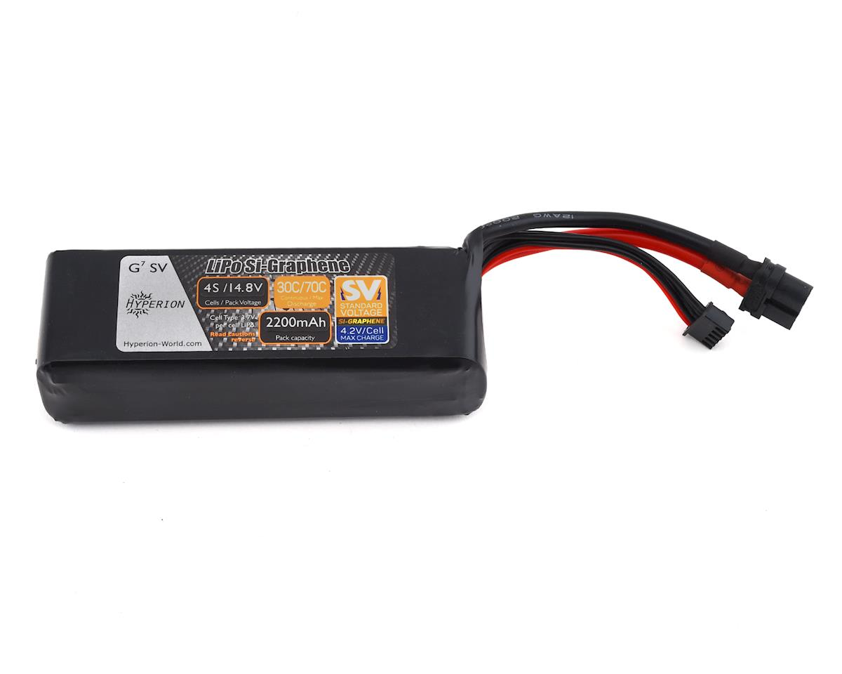 Hyperion G7 4S Si-Graphene 70C LiPo Battery (14.8V/2200mAh)