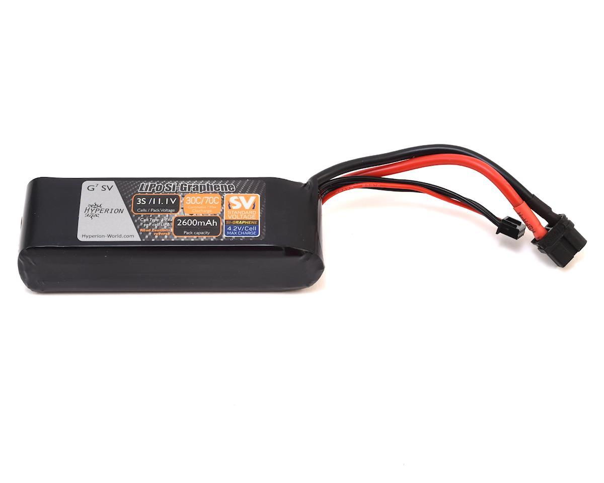 Hyperion G7 3S Si-Graphene 70C LiPo Battery (11.1V/2600mAh)
