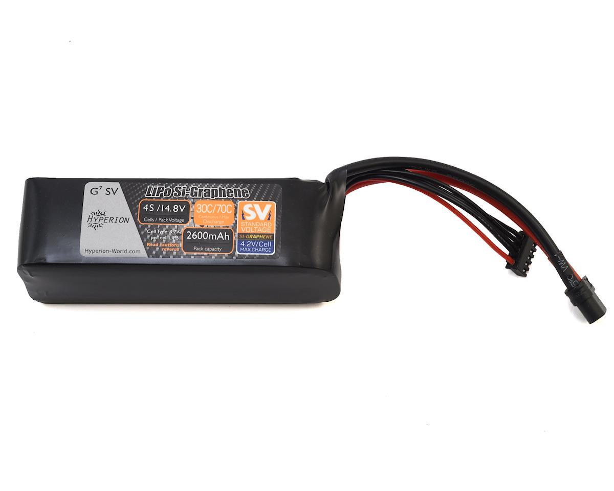 Hyperion G7 4S Si-Graphene 70C LiPo Battery (14.8V/2600mAh)