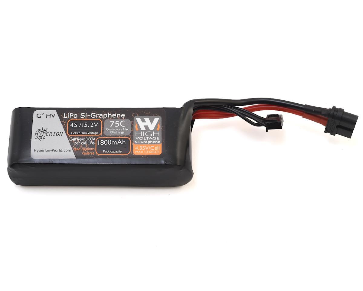 Hyperion G7 4S Si-Graphene LiHV 75C LiPo Battery (15.2V/1800mAh)