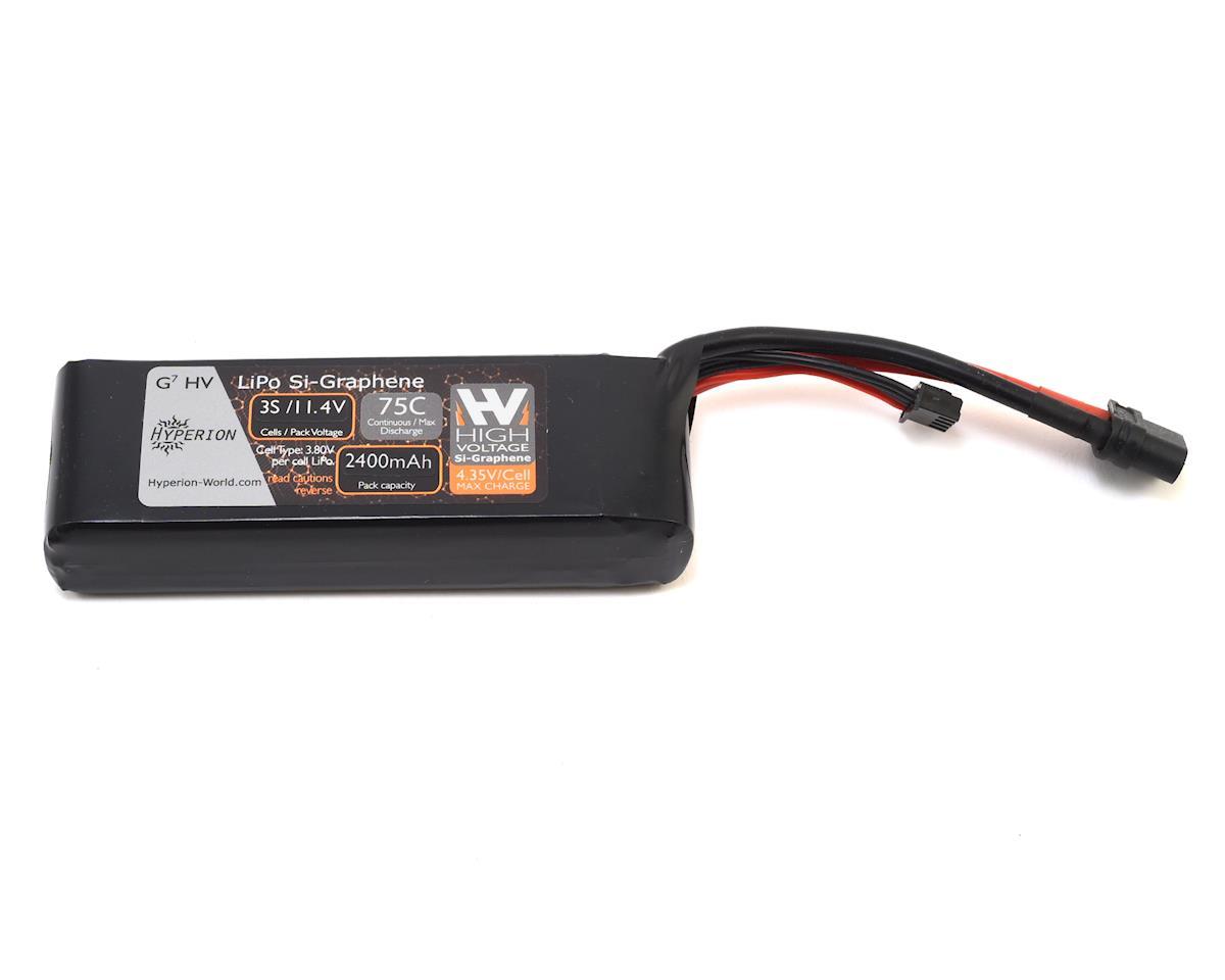 G7 3S Si-Graphene LiHV 75C LiPo Battery (11.4V/2400mAh)
