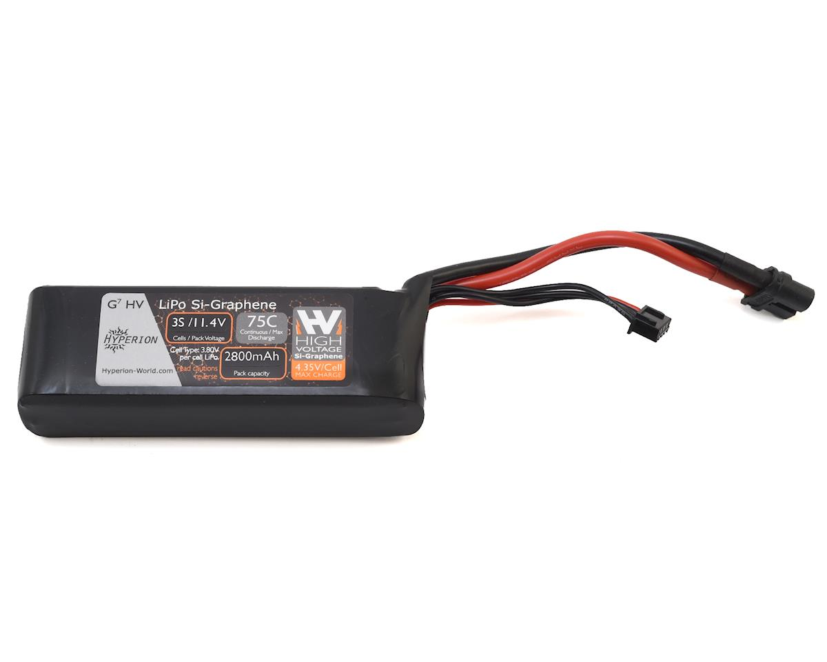 Hyperion G7 3S Si-Graphene LiHV 75C LiPo Battery (11.4V/2800mAh)