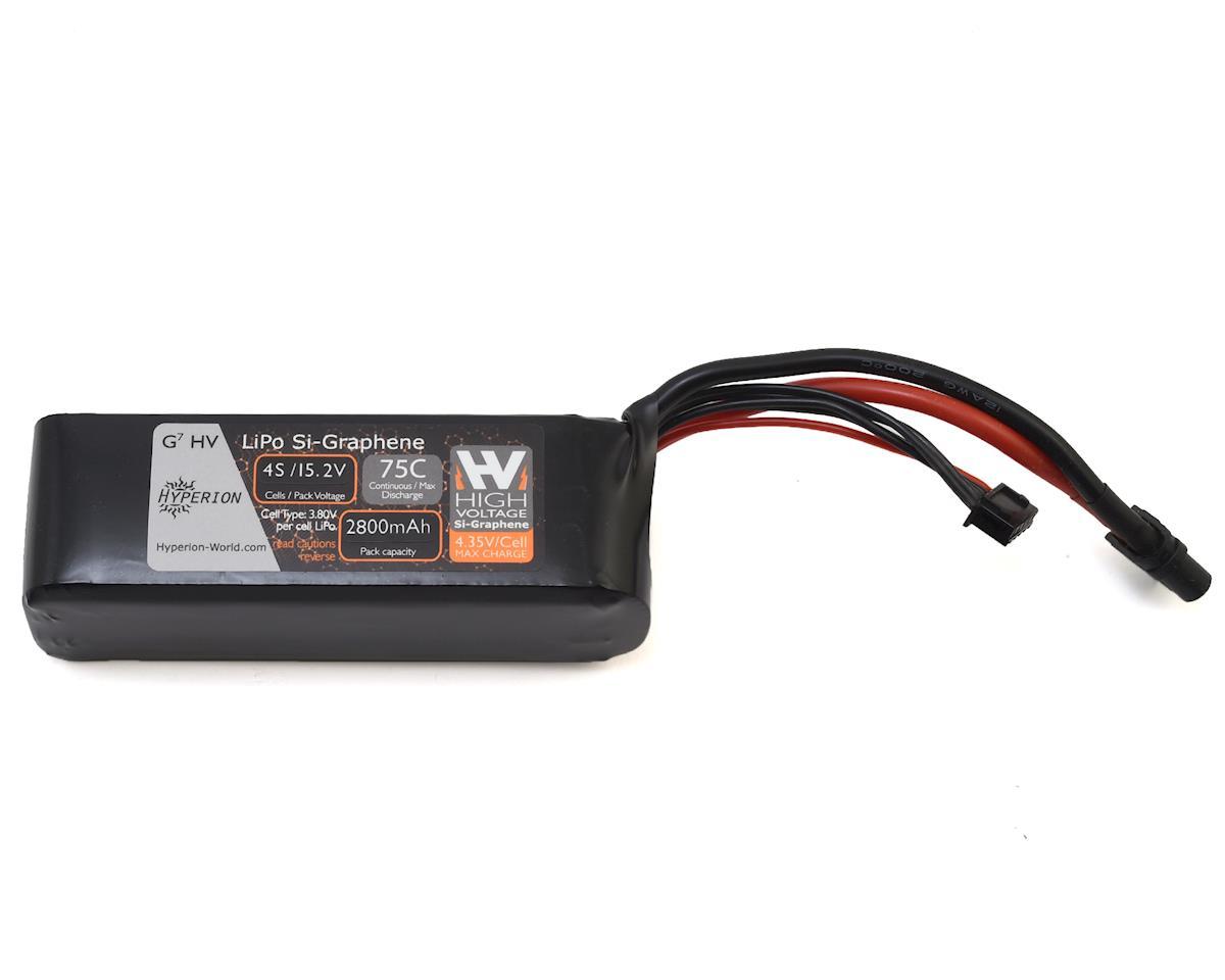 Hyperion G7 4S Si-Graphene LiHV 75C LiPo Battery (15.2V/2800mAh)