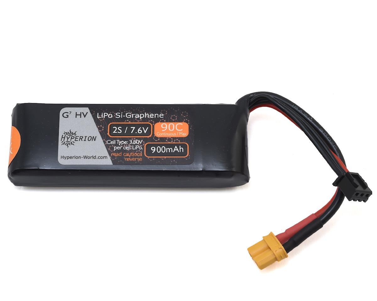 Hyperion G7 2S Si-Graphene LiHV 90C LiPo Battery (7.6V/900mAh)