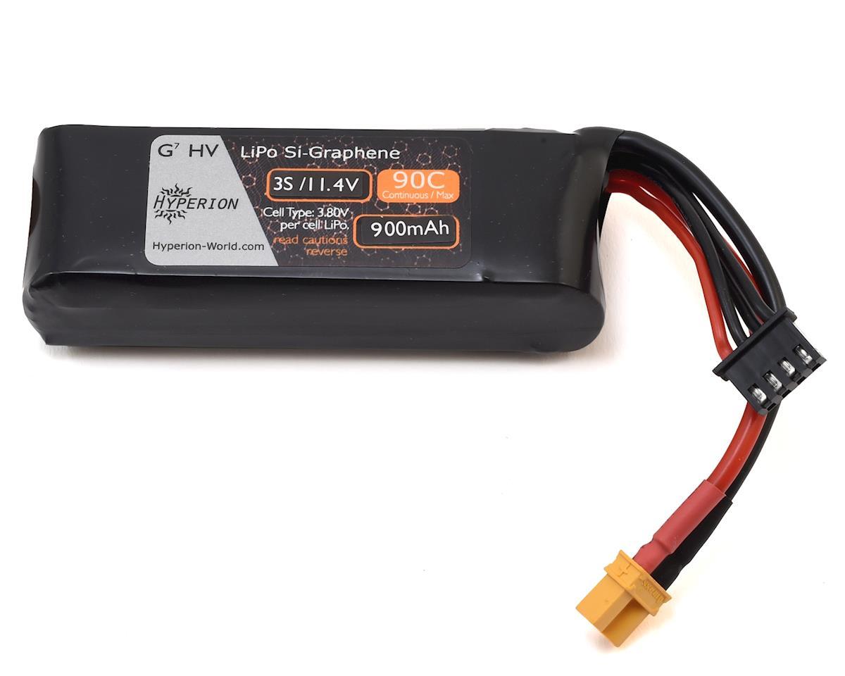 Hyperion G7 3S Si-Graphene LiHV 90C LiPo Battery (11.4V/900mAh)