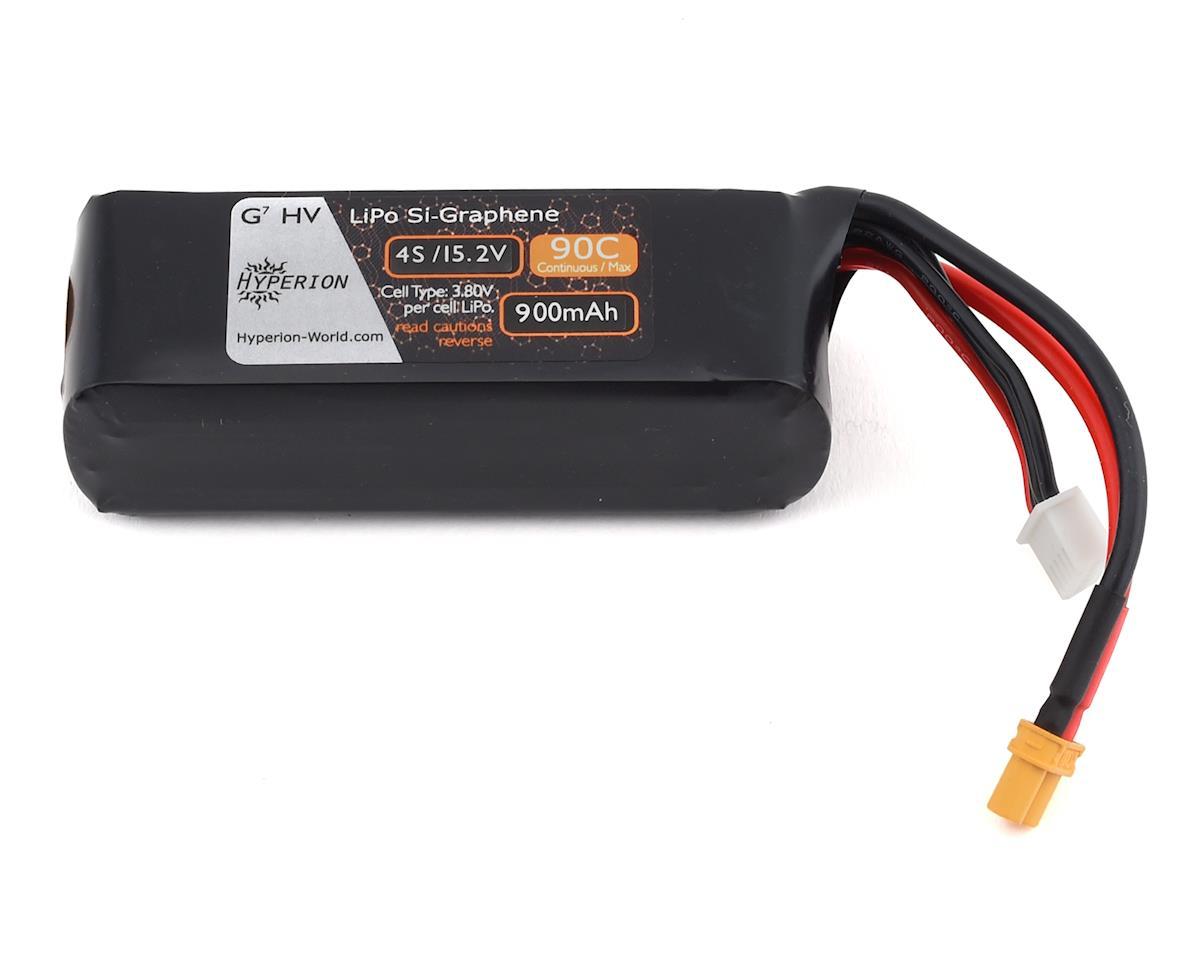 Hyperion G7 4S 90C Si-Graphene LiHV LiPo Battery (15.2V/900mAh)