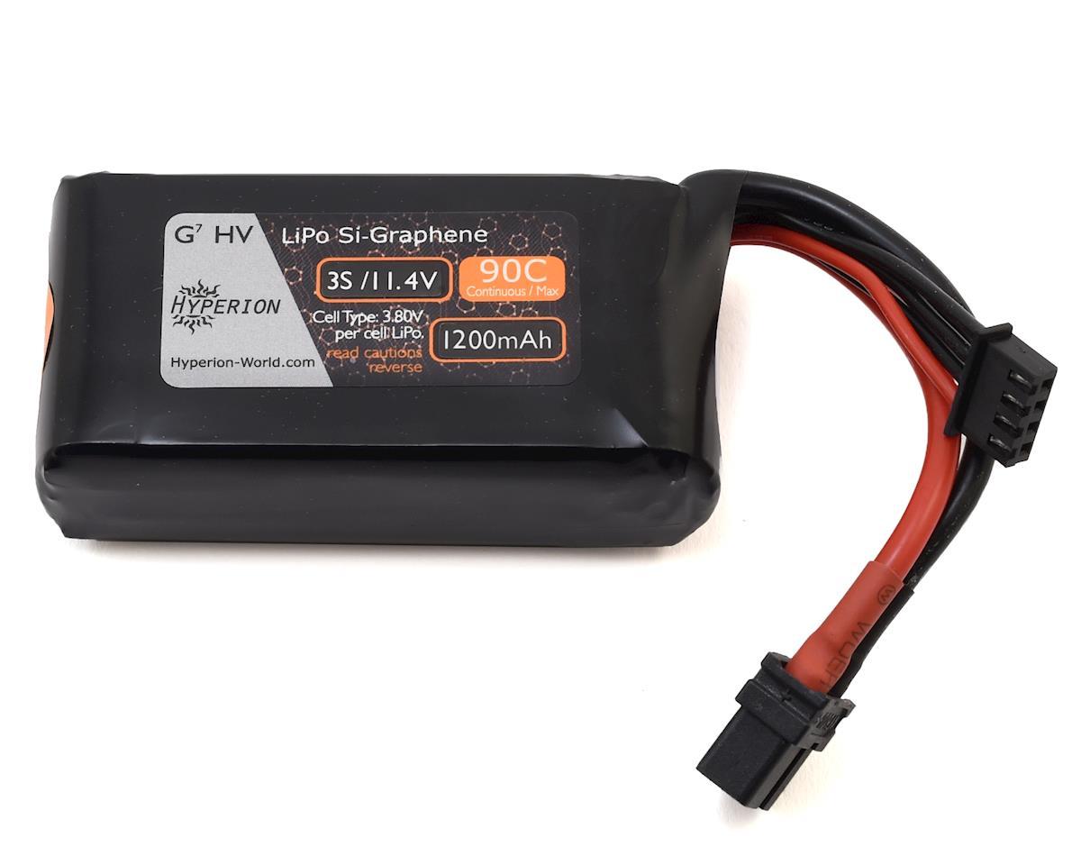 Hyperion G7 3S Si-Graphene LiHV 90C LiPo Battery (11.4V/1200mAh)