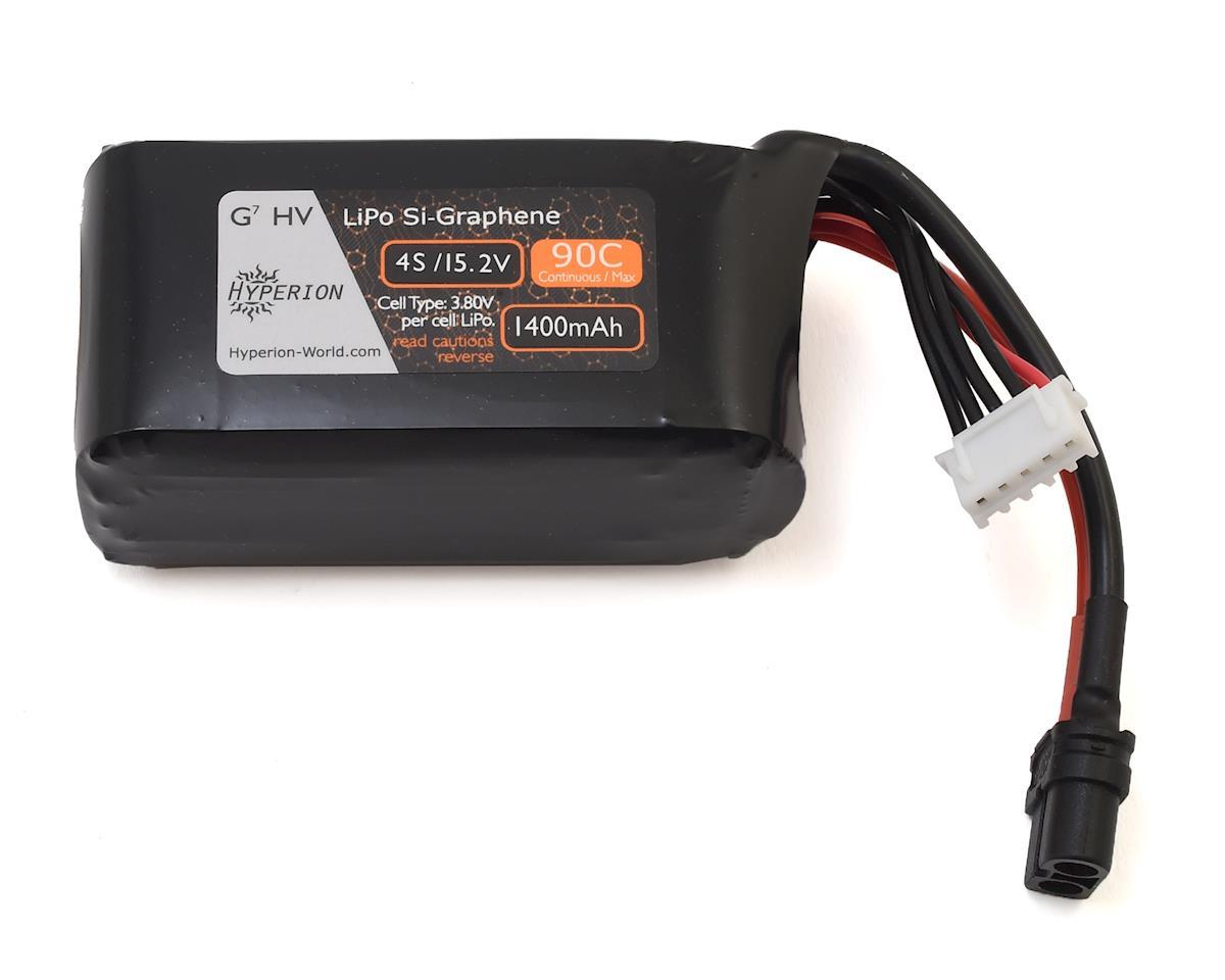 G7 4S Si-Graphene LiHV 90C LiPo Battery (15.2V/1400mAh)