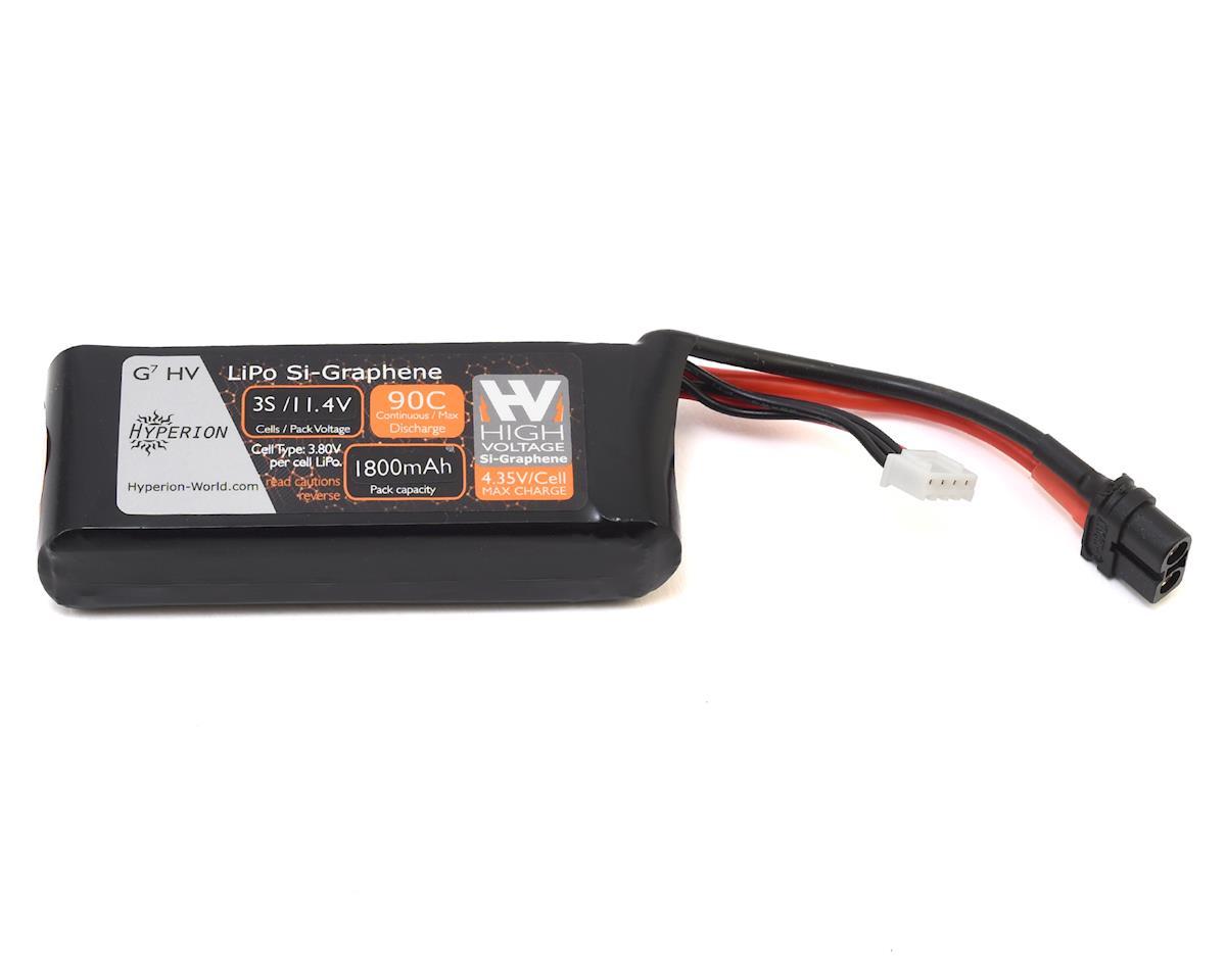 Hyperion G7 3S Si-Graphene LiHV 90C LiPo Battery (11.4V/1800mAh)
