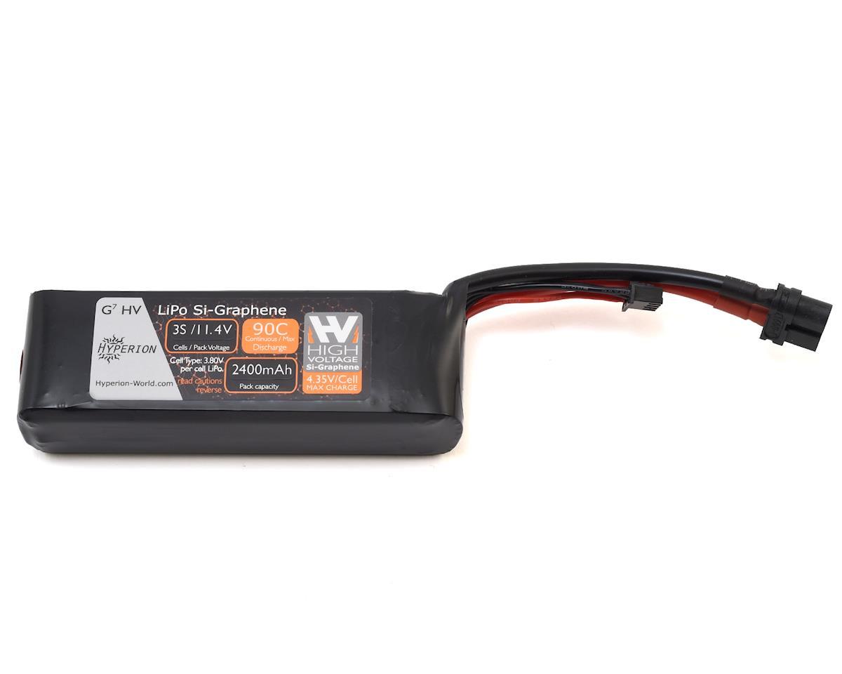 Hyperion G7 3S Si-Graphene LiHV 90C LiPo Battery (11.4V/2400mAh)
