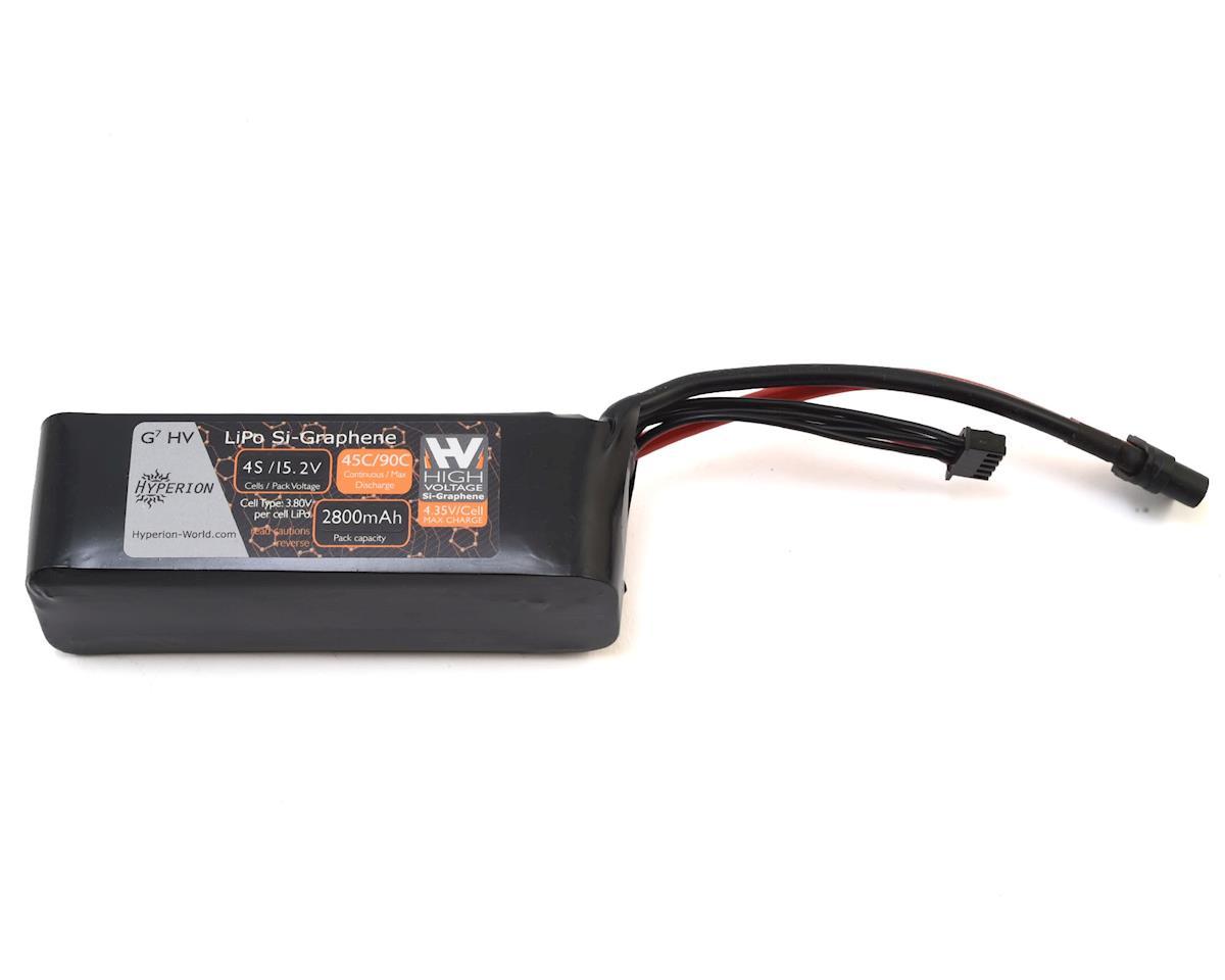 Hyperion G7 4S Si-Graphene LiHV 90C LiPo Battery (15.2V/2800mAh)