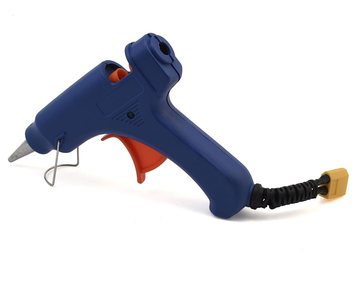 Hyperion Mini Hot Glue Gun (LiPo Powered) (Flite Test MiG-3)