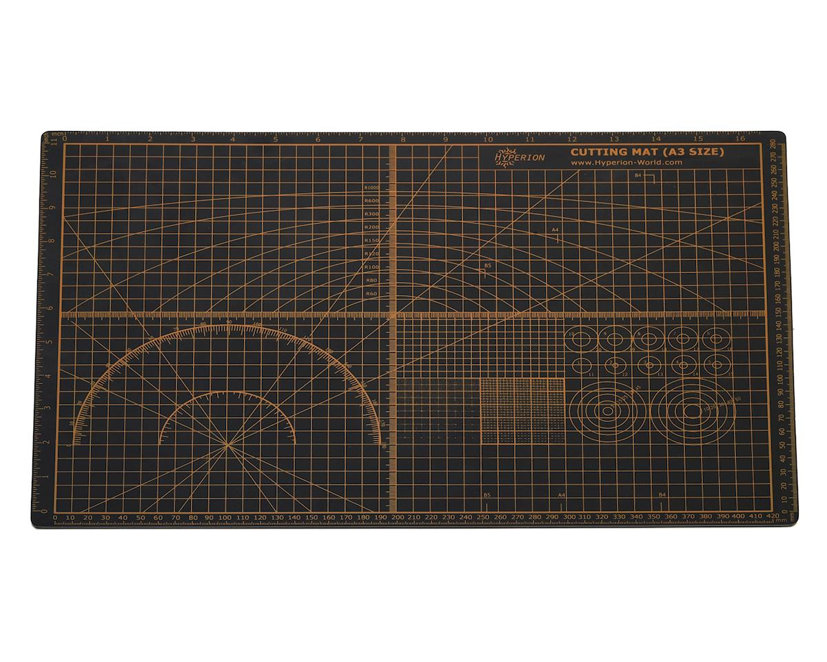 A3 Size Rubber Hobby Builders Cutting Mat (30x42cm)