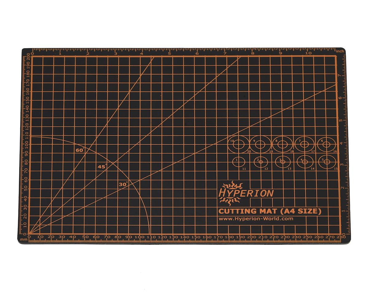 A4 Size Rubber Hobby Builders Cutting Mat (21x30cm) by Hyperion
