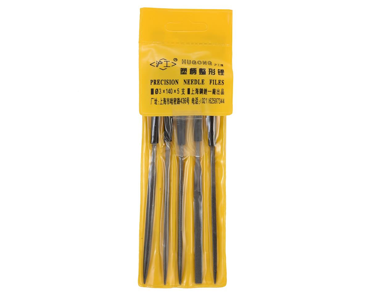 Hyperion Assorted Hand Filing Tool Set 5pcs (3 x 140mm)