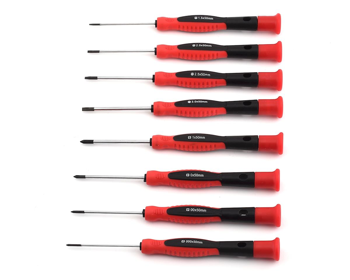 Hyperion Flathead & Phillips Mini Screwdriver Tool Set