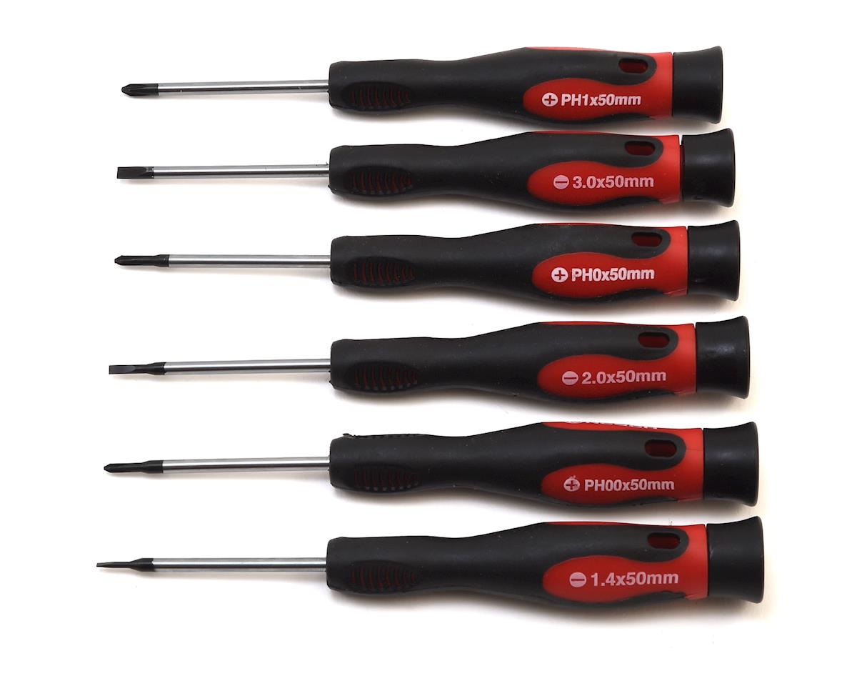 Mini Screwdriver & Phillips Tool Set (6) by Hyperion