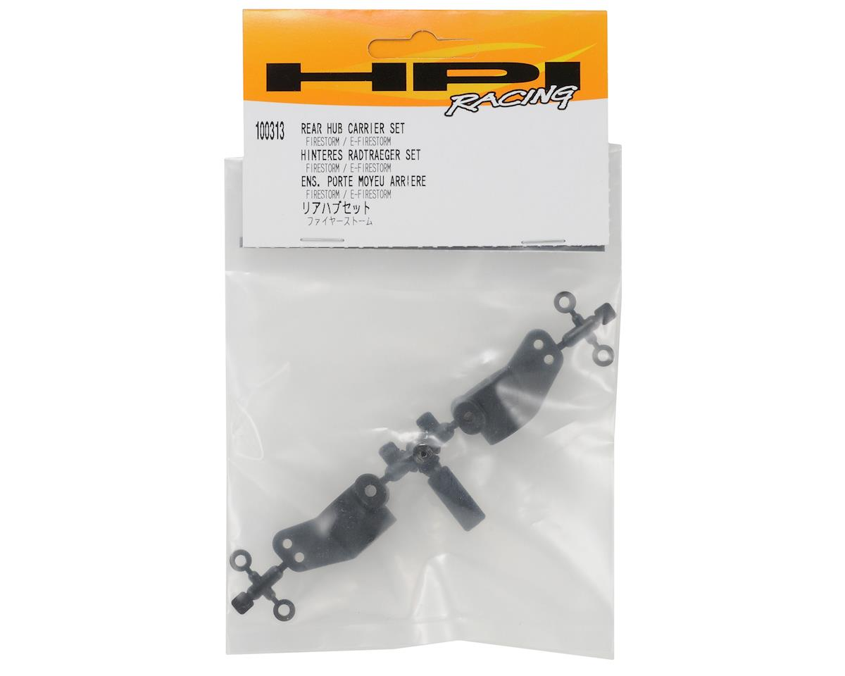 Rear Hub Carrier Set by HPI Racing
