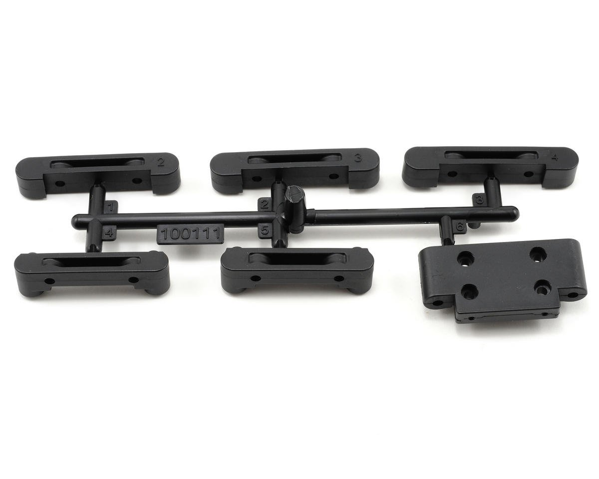 HPI Racing Firestorm 10T Suspension Mount Set (1)