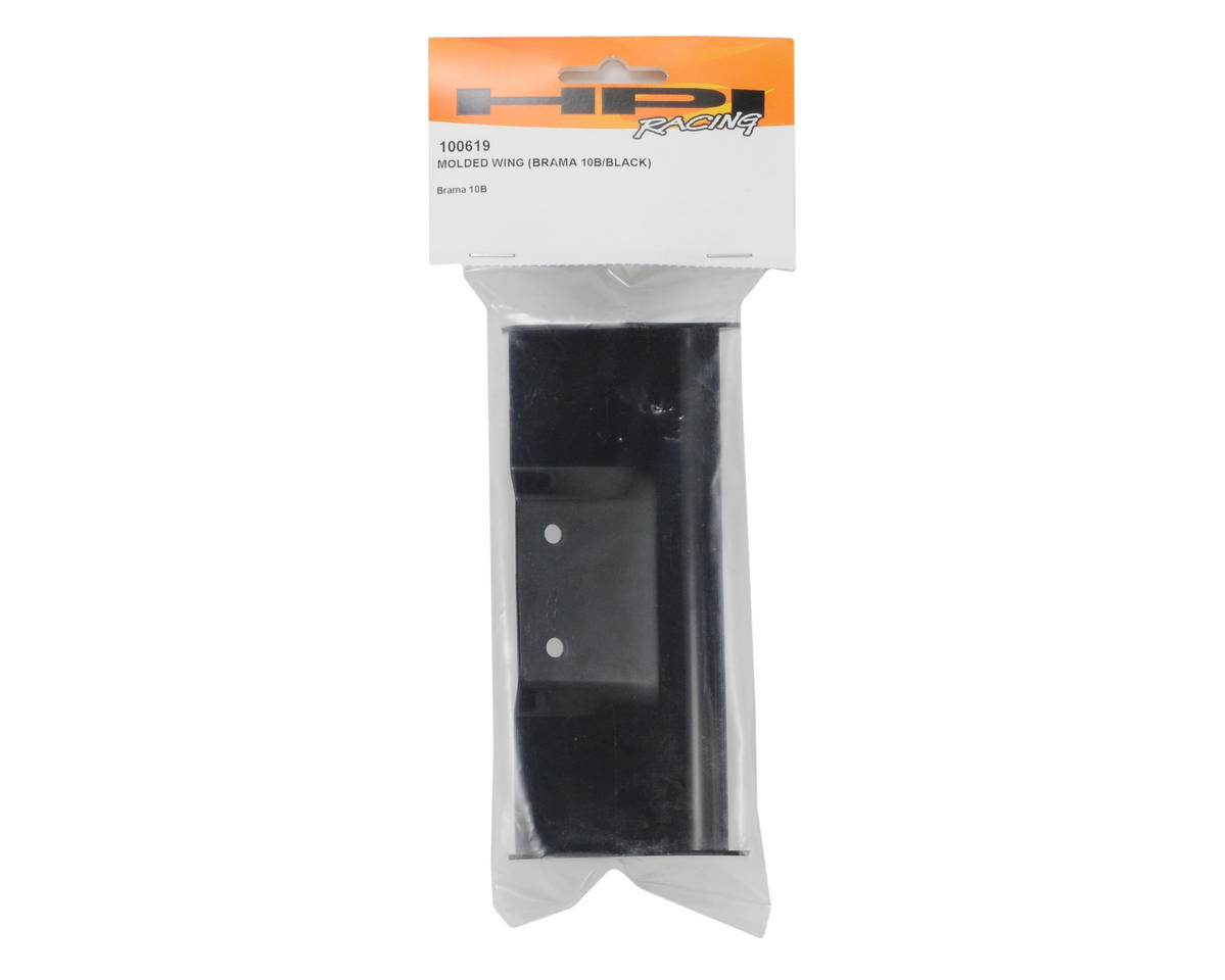 HPI Racing Molded Wing (Black)