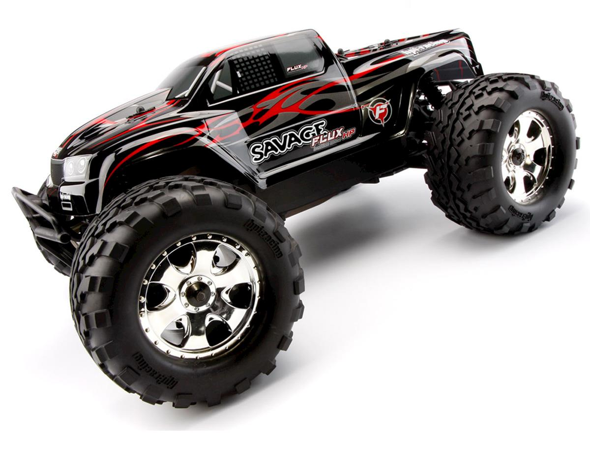 HPI 1/8 Savage Flux HP with GT-2 Truck Body