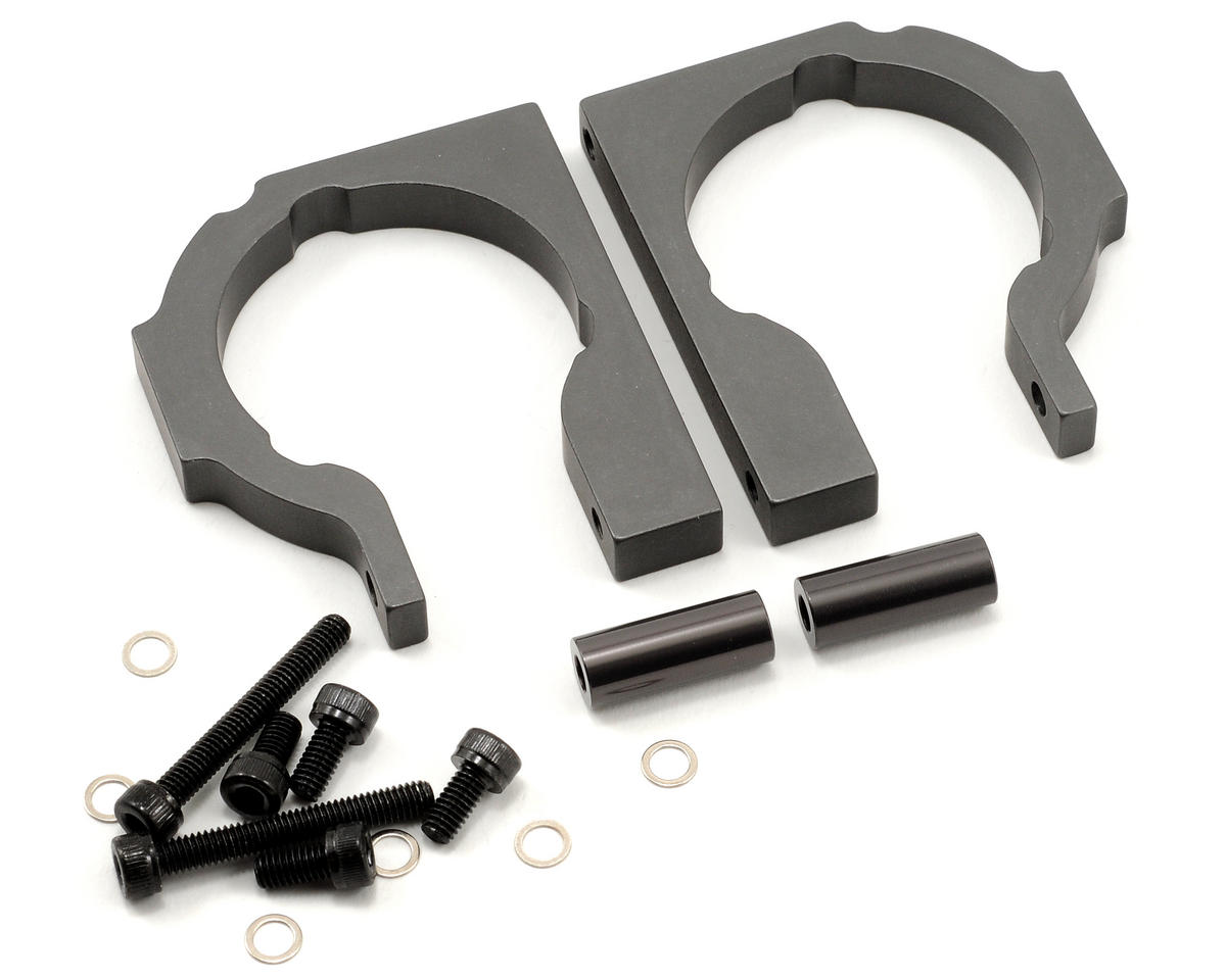 HPI Racing Motor Mount Plate (Gray)