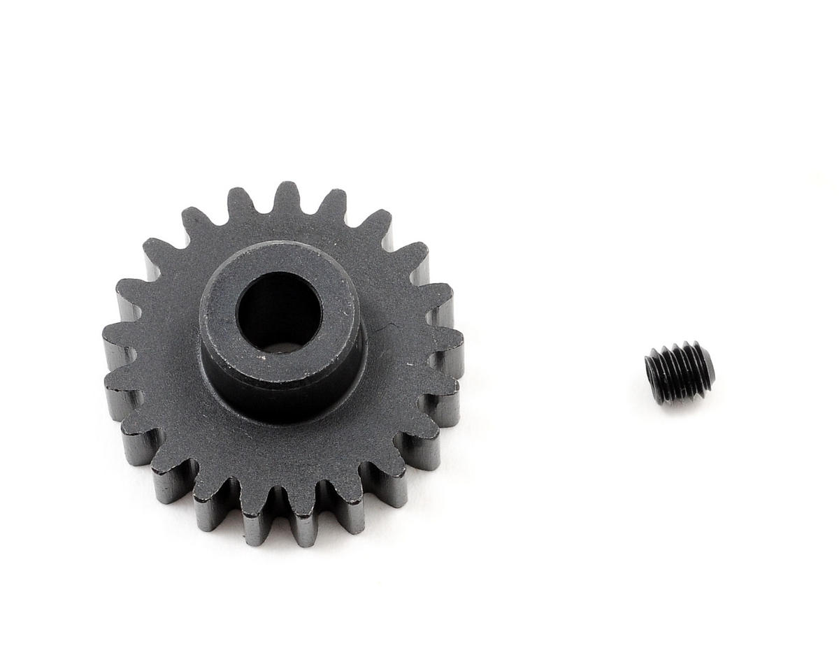 HPI Racing Steel Mod 1 Pinion Gear w/5mm Bore (21T)