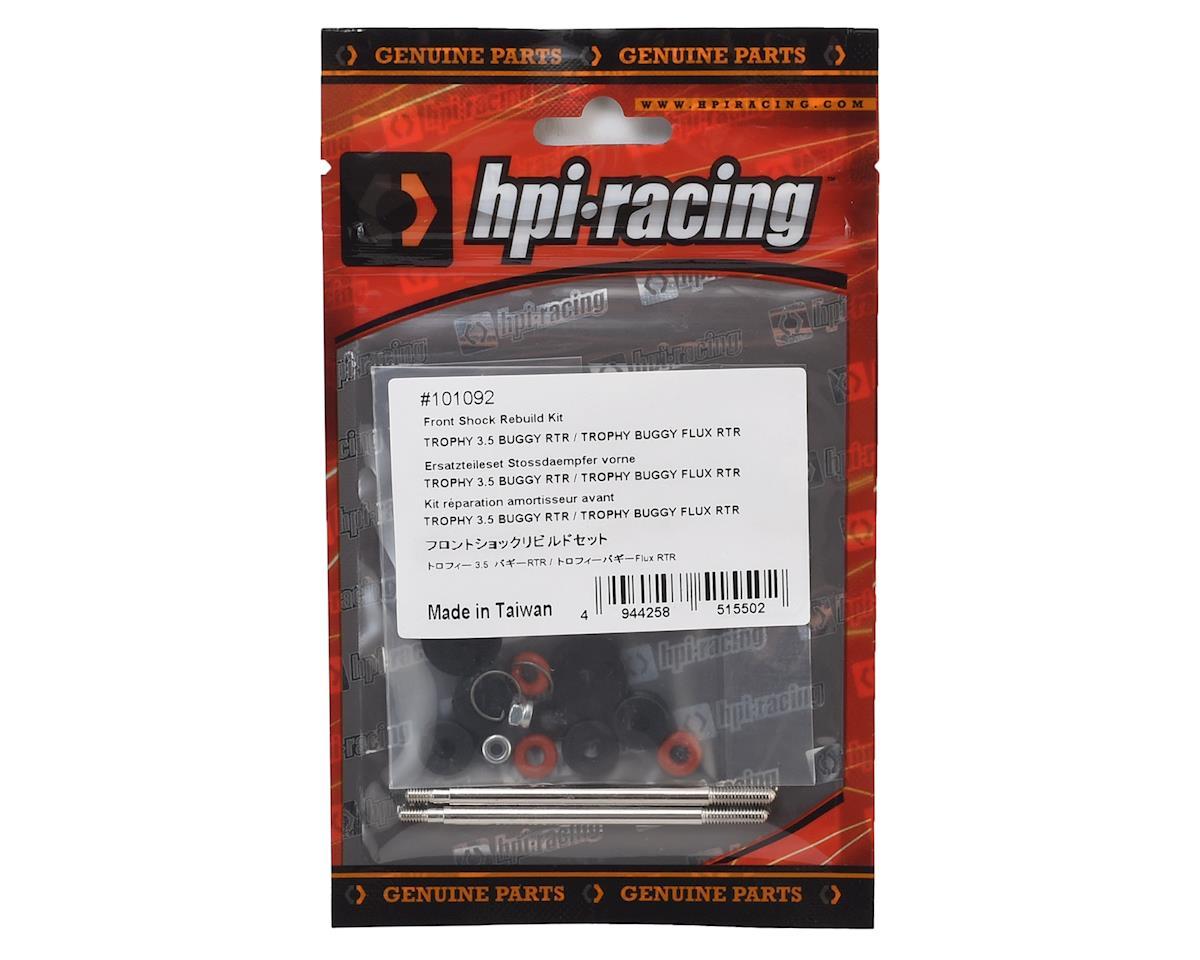 Trophy Buggy Front Shock Rebuild Kit by HPI